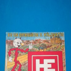 Discos de vinilo: HIDROELÉCTRICA ESPAÑOLA - DON KILOVATIO - DISCO FLEXIBLE LA CENICIENTA - 1971. Lote 203814558