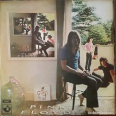 Discos de vinilo: PINK FLOYD. UMMAGUMMA. 2 LP. HARVEST 1969. MADE IN GT. BRITAIN. Lote 203820480