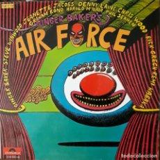Discos de vinilo: GINGER BAKER'S AIR FORCE. 1970. 2LP.. Lote 203821741