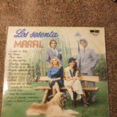 Discos de vinilo: DISCO VINILO MARFIL. Lote 203837333