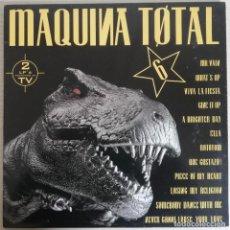Discos de vinilo: DISCO DE VINILO MAQUINA TOTAL 6--DOBLE LP. Lote 203868800