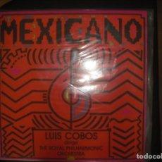 Discos de vinilo: LUÍS COBOS. Lote 203875266