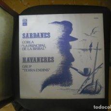 Discos de vinilo: LA PRINCIPAL DE LA BISBAL. Lote 203876125
