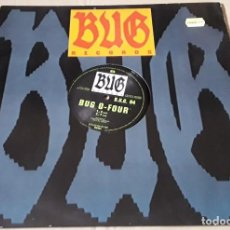 Discos de vinilo: MAXI SINGLE - BUG O-FOUR - M - BUG O FOUR - W / X / Y - MADE IN GERMANY. Lote 203880636