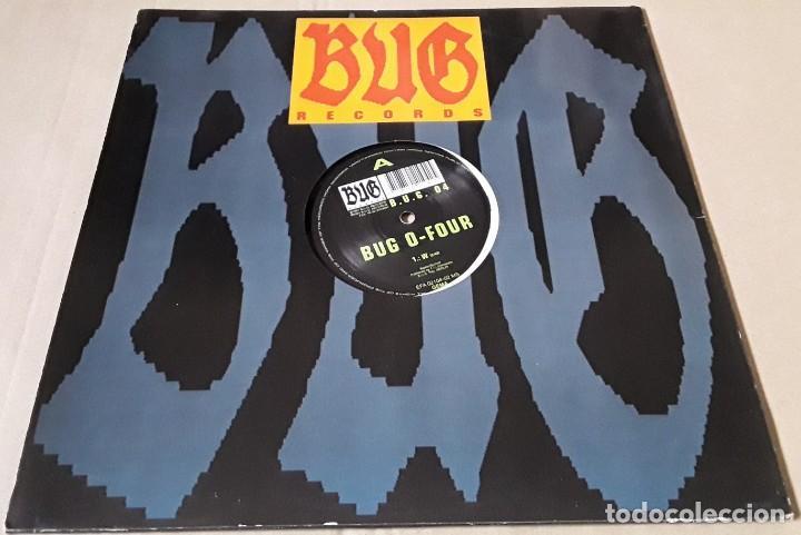 Discos de vinilo: MAXI SINGLE - BUG O-FOUR - M - BUG O FOUR - W / X / Y - MADE IN GERMANY - Foto 2 - 203880636