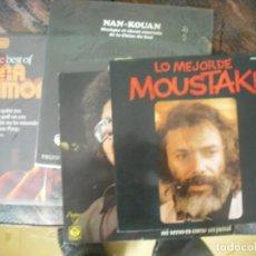 Discos de vinilo: 10 DISCOS VARIADOS VER RELACIÓN. Lote 203886325