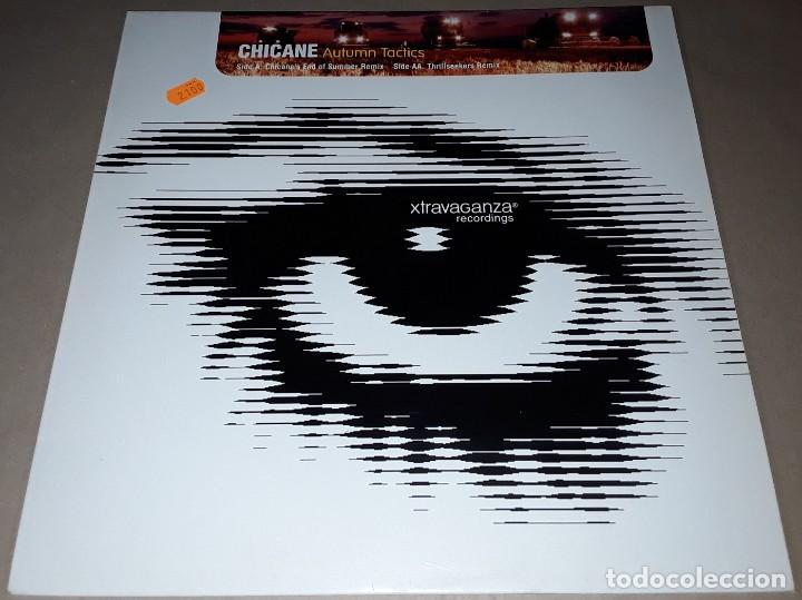 MAXI SINGLE - CHICANE - AUTUMN TACTICS - MADE IN UK - CHICANE (Música - Discos - Singles Vinilo - Techno, Trance y House)