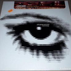 Discos de vinilo: MAXI SINGLE - CHICANE - AUTUMN TACTICS - MADE IN UK - CHICANE. Lote 255673400