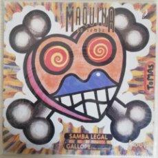 Discos de vinilo: DISCO DE VINILO MAQUINA DO SAMBA. Lote 203898085