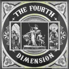 Discos de vinilo: LP THE FOURTH DIMENSION - STAY - ORIGINAL SPAIN 2012- INDIE ROCK -PSYCHEDELIC ROCK.. Lote 203901375