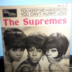 Discos de vinilo: THE SUPREMES YOU KEEP ME HANGIN'ON. Lote 203914980