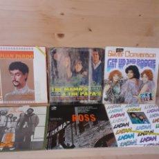 Discos de vinilo: LOTE DE 6 VINILOS ,SINGLE, LOS DE LA FOTO. Lote 203922456