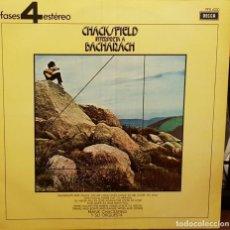 Disques de vinyle: FASE 4 ESTEREO CHACKFIELD INTERPRETA A BACHARACH. Lote 203924706