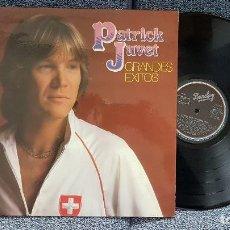 Discos de vinilo: PATRICK JUVET - GRANDES EXITOS. EDITADO POR MOVIEPLAY . AÑO 1.982. Lote 203949317