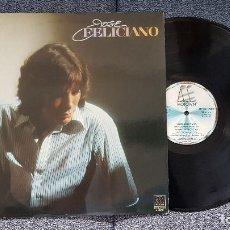 Disques de vinyle: JOSÉ FELICIANO - JOSÉ FELICIANO. EDITADO POR BELTER. AÑO 1.982. Lote 203951165