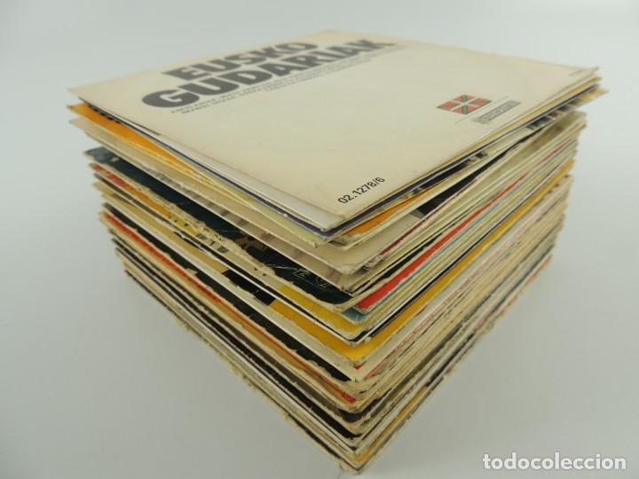 EXCELENTE LOTE COLECCIÓN DE DISCOS DE VINILO - SINGELS- DISTINTOS TIPOS DE MÚSICA 44 UND. (Música - Discos - Singles Vinilo - Otros estilos)