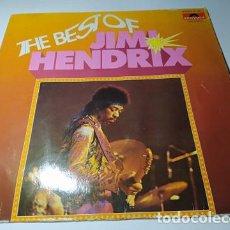 Discos de vinilo: LP - JIMI HENDRIX – THE BEST OF JIMI HENDRIX - 30 176 2 ( G+ - VG). Lote 203952472