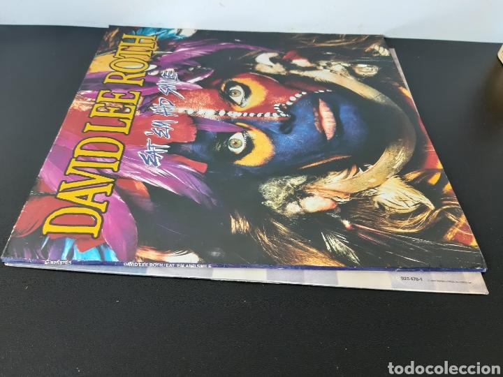 Discos de vinilo: DAVID LEE ROTH. EAT EM AND SMILE. PROMOCIONAL . WB RECORDS. 1986. SPAIN. - Foto 7 - 203977196