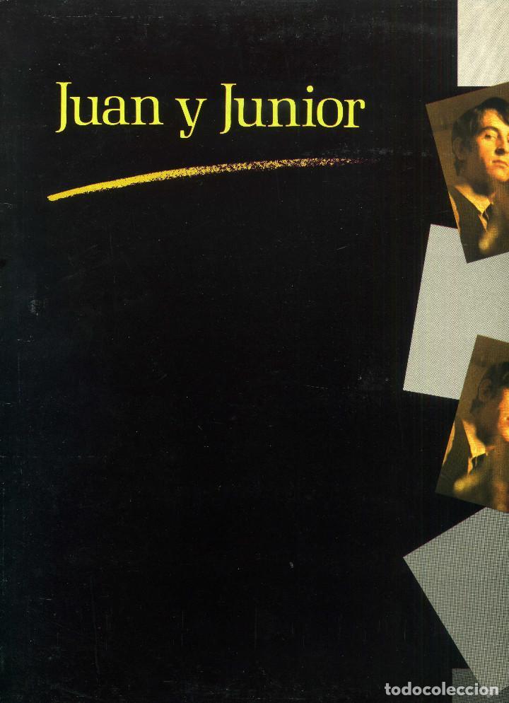 JUAN Y JUNIOR - GRANDES EXITOS (Música - Discos - LP Vinilo - Grupos Españoles 50 y 60)