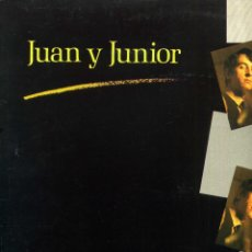 Discos de vinilo: JUAN Y JUNIOR - GRANDES EXITOS. Lote 203980678