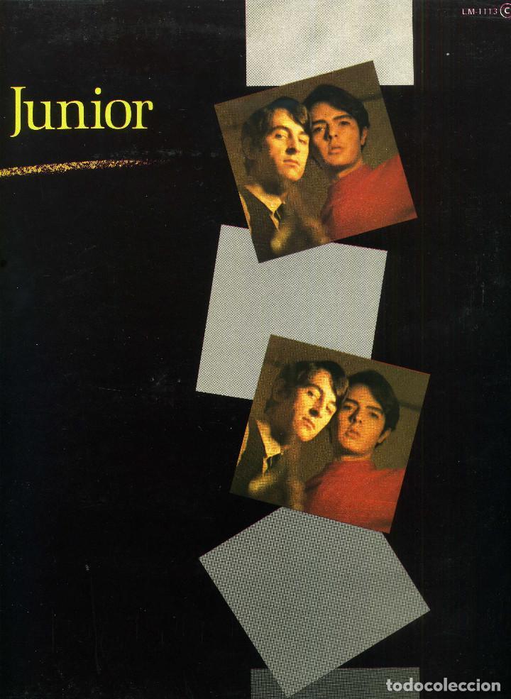 Discos de vinilo: JUAN Y JUNIOR - GRANDES EXITOS - Foto 4 - 203980678