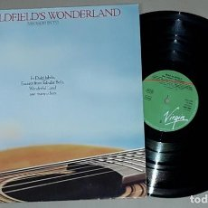 Discos de vinilo: LP - MIKE OLDFIELD - WONDERLAND - MIKE OLDFIELD'S WONDERLAND - GATEFOLD. Lote 203983911