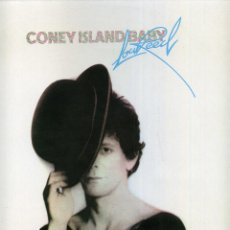 Discos de vinilo: LOU REED - CONEY ISLAND BABY. Lote 203984277