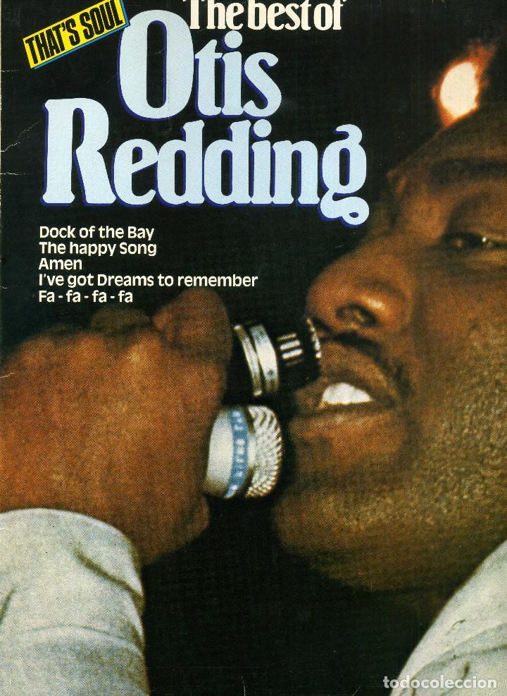 OTIS REDDING - GRANDES EXITOS (Música - Discos - LP Vinilo - Funk, Soul y Black Music)
