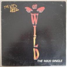 Discos de vinilo: DISCO DE VINILO NPG--GET WILD--MAXI. Lote 203986531