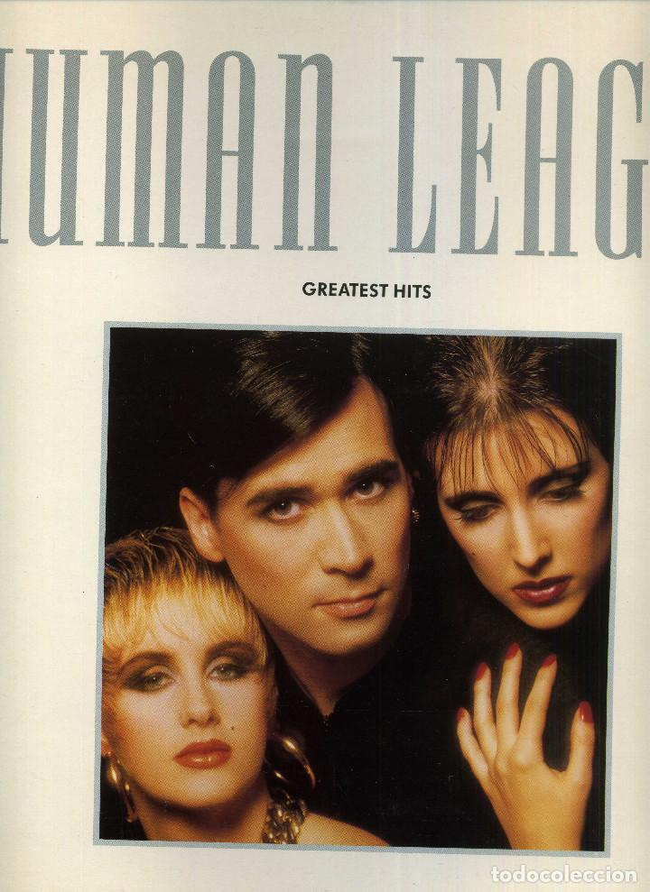 Discos de vinilo: HUMAM LEAGUE - GREATEST HITS - Foto 1 - 203987747
