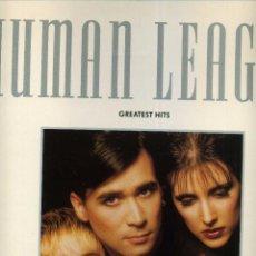 Discos de vinilo: HUMAM LEAGUE - GREATEST HITS. Lote 203987747