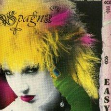 Discos de vinilo: SPAGNA - EASY LADY. Lote 203988361