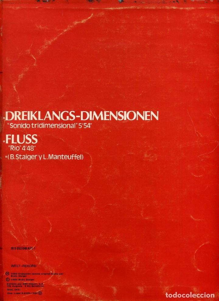 Discos de vinilo: RHEINGOLD - SONIDO TRIDIMENSIONAL - Foto 3 - 203988537
