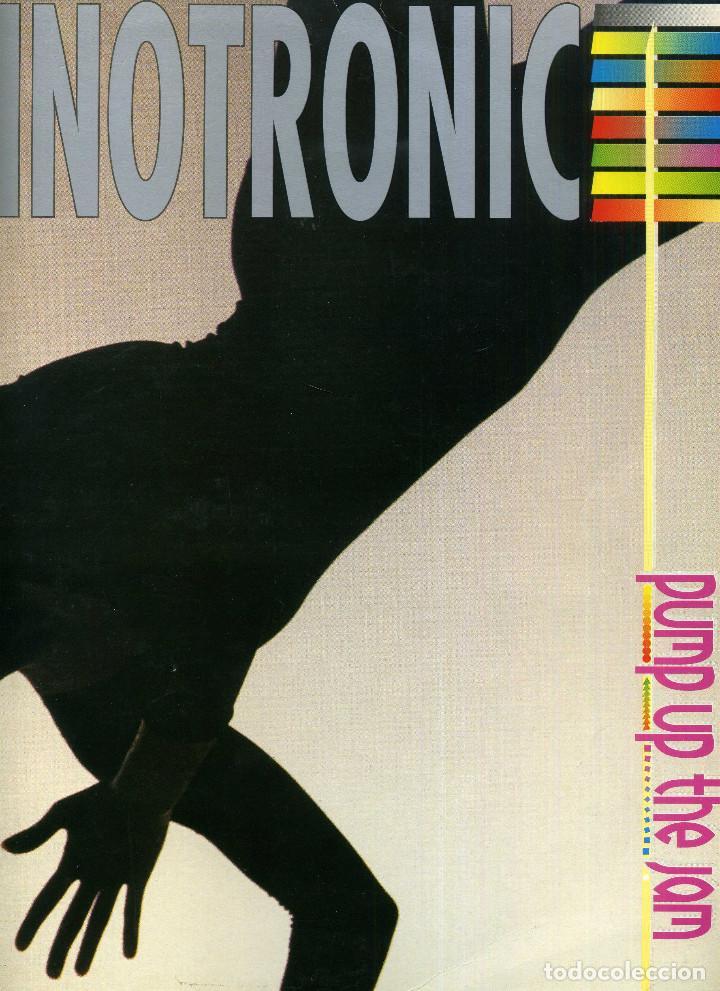 TECHOTRONIC - PUMP UP THE JAM (Música - Discos de Vinilo - Maxi Singles - Pop - Rock - New Wave Internacional de los 80)