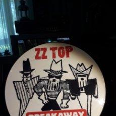 Discos de vinilo: ZZ TOP BREAKAWAY. Lote 203992145