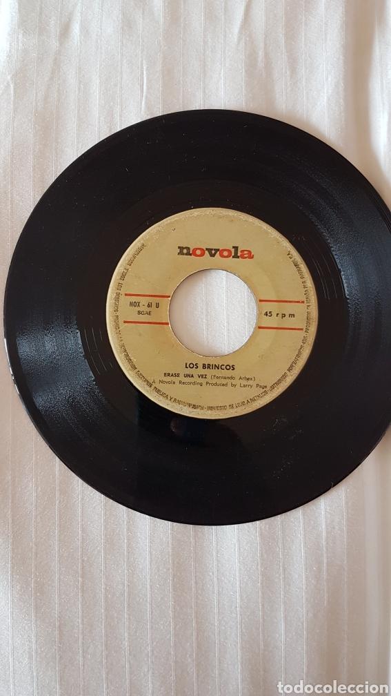 Discos de vinilo: Discos de los Brincos 45 Rpm - Foto 3 - 204000813