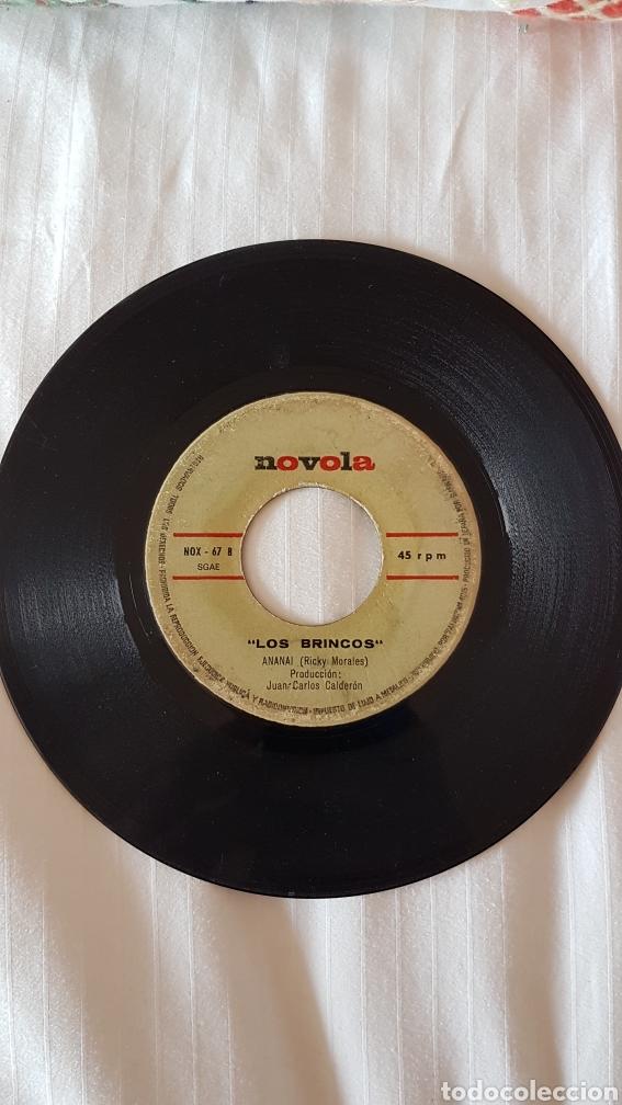 Discos de vinilo: Discos de los Brincos 45 Rpm - Foto 6 - 204000813