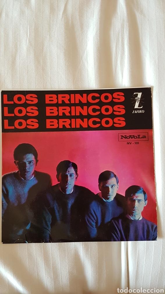 DISCOS DE LOS BRINCOS 45 RPM (Música - Discos de Vinilo - EPs - Grupos Españoles de los 70 y 80)