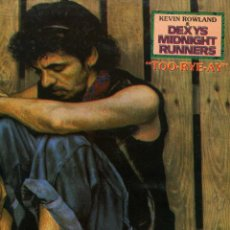 Discos de vinilo: KEVIN ROWLAND & DEXYS MIDNIGHT RUNNERS - TOO-RYE-AY. Lote 204021641