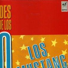 Discos de vinilo: GRANSES GRUPOS DE LOS 60 - LOS MUSTANG. Lote 204023698