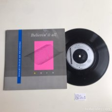 Discos de vinilo: BILIEVIN'IT ALL. Lote 204048108