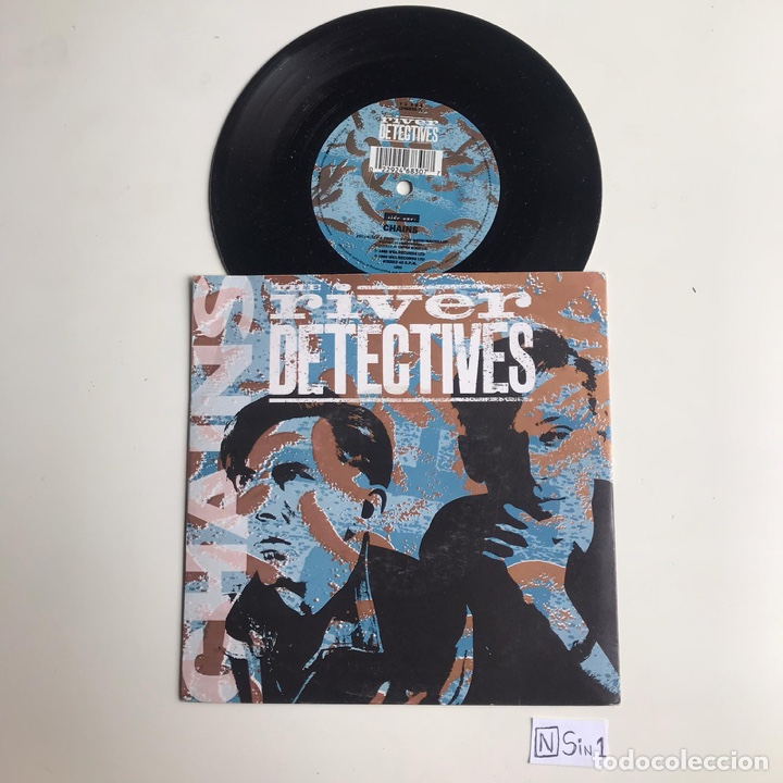 RIVER DETECTIVES (Música - Discos - LP Vinilo - Pop - Rock Extranjero de los 90 a la actualidad)