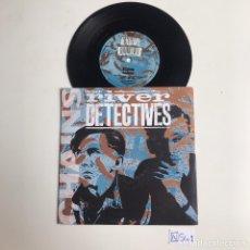 Discos de vinilo: RIVER DETECTIVES. Lote 204053515