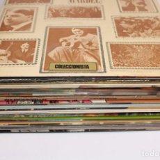 Discos de vinilo: LOTE DE 30 DISCOS DE VINILO VARIOS ESTILOS. Lote 204057990