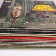 Discos de vinilo: LOTE DE 37 DISCOS DE VINILO DIFERENTES ESTILOS. Lote 204060840