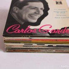 Discos de vinilo: LOTE DE 25 DISCOS DE VINILO EPS DIFERENTES ESTILOS. Lote 204065061