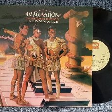 Discos de vinilo: IMAGINATION - IN THE HEAT OF THE NIGHT. EDITADO POR MOVIEPLAY. AÑO 1.982. Lote 204073792