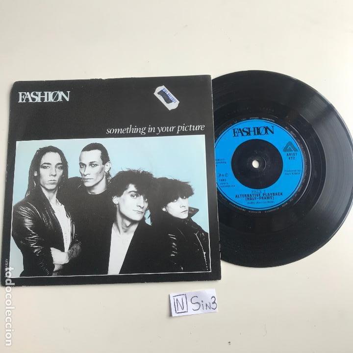 FASHION (Música - Discos - Singles Vinilo - Pop - Rock Internacional de los 90 a la actualidad)