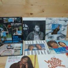 Discos de vinilo: LOTE DE SINGLES EXTRANJEROS, CASI TODOS AÑOS 70. Lote 204094875