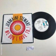 Discos de vinilo: JERMAINE STEWART. Lote 204094987